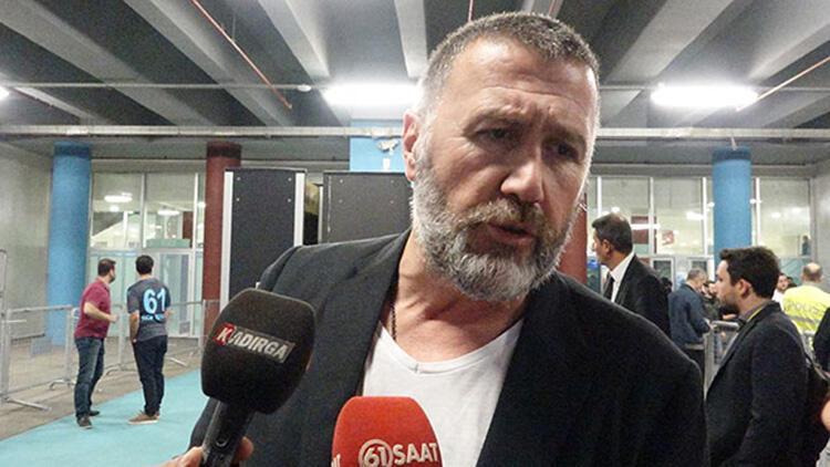 Trabzonspor Asbaşkanı Mehmet Yiğit Alp: 'Rakibi kolladılar'