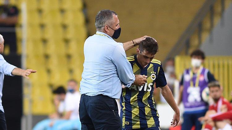 Fenerbahçe'de Ömer Faruk Beyaz tarihe geçti!