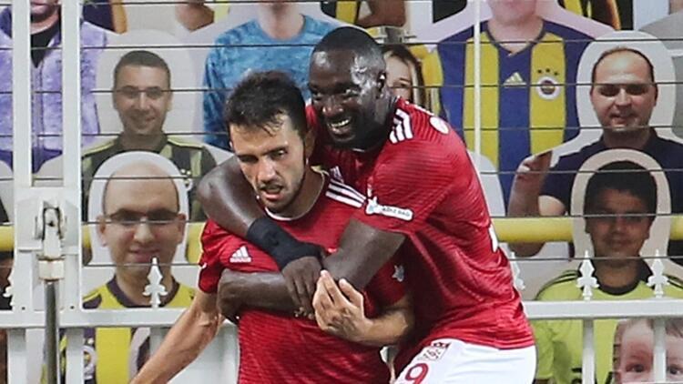 """Sivasspor'da Emre Kılınç 6 maçlık """"gol orucunu"""" bozdu!"""