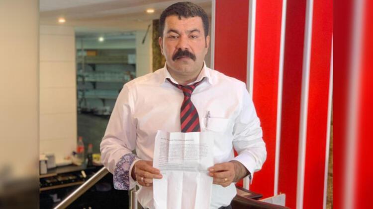 Irkçılardan Türk Lokantası sahibine: Öldürüleceksin
