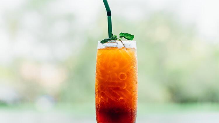 Soğuk rooibos çayı tarifi
