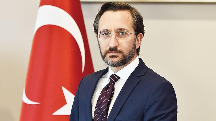 İletişim Başkanı Altun Hürriyet'e konuştu: FETÖ'cü hainlere rahat yüzü yok