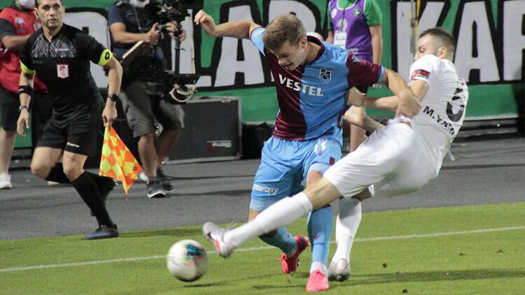 Denizlispor 2-1 Trabzonspor   Maçın özeti ve golleri