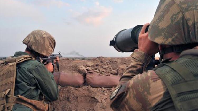 MSB açıkladı: Fırat Kalkanı ve Zeytin Dalı bölgesinde 4 terörist gözaltına alındı
