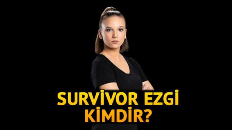 Survivor Ezgi Hocaoğlu kimdir nereli kaç yaşında?