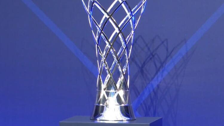 FIBA Şampiyonlar Ligi'nde gruplar belli oluyor
