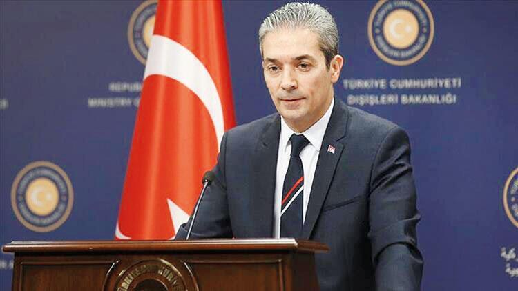 Türk Dışişleri'nden AB'ye yanıt: Önkoşulsuz diyalog atmosferi yaratın