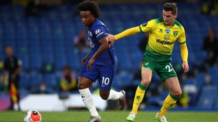 Chelsea, Norwich City'i tek golle geçti