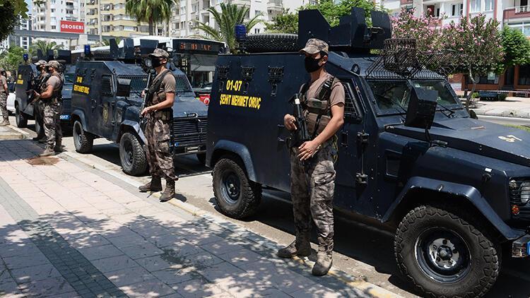 15 Temmuz şehidi polislerin isimleri zırhlı araçlarda yaşatılıyor