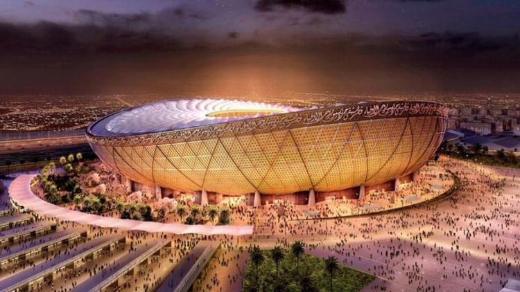 2022 FIFA Dünya Kupası'nın final stadyumu açıklandı! Lusail...