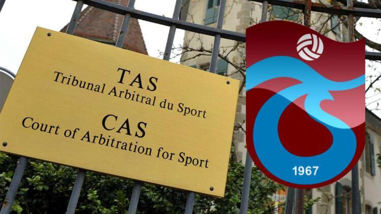 Trabzonspor için tarihi gün! CAS duruşması bugün...