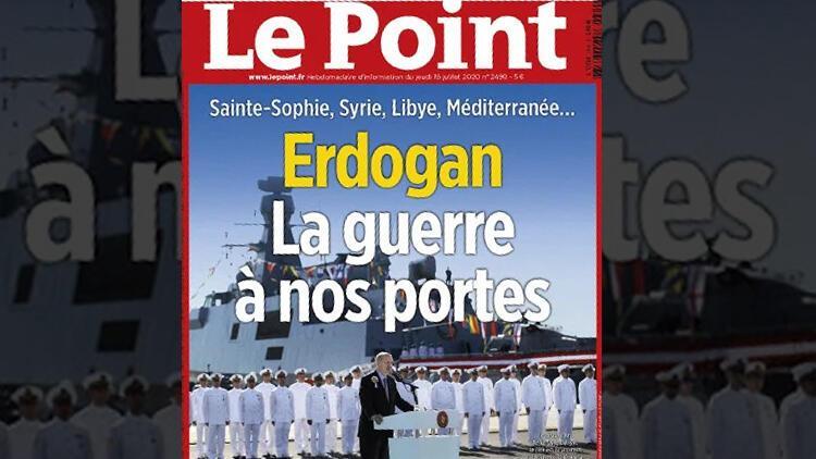 Son dakika haberi: Fransız Le Point dergisinden skandal kapak
