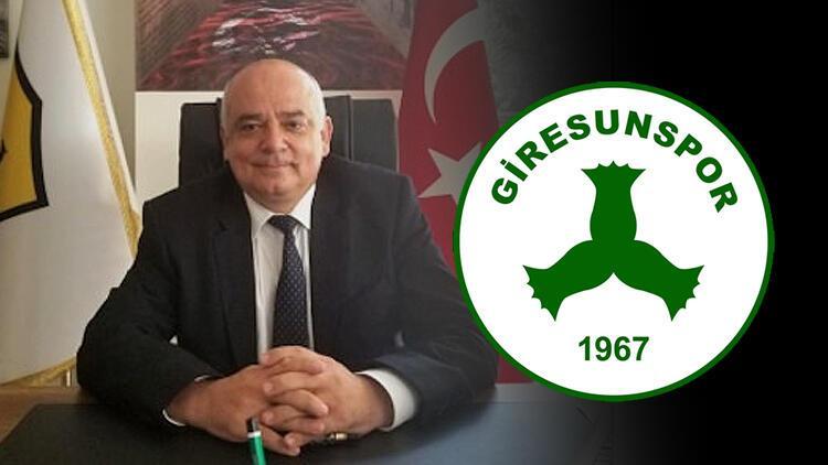 Giresunspor'da başkan adayı Rüstem Güngör, projelerini sıraladı