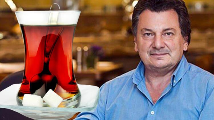 Yemek eleştirmeni Vedat Milor yine tartışma yarattı! Çay şekerli mi içilir şekersiz mi?