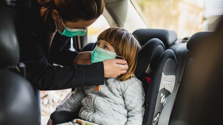 Çocukla otomobil yolculuğu