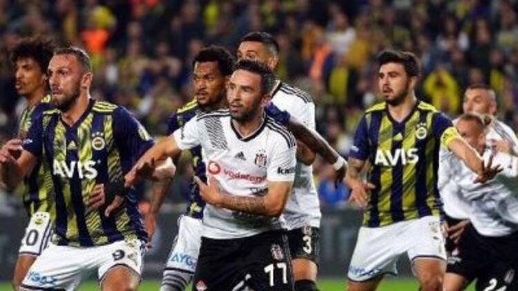 """Derbinin anahtarı ilk gol! Son 30 """"Beşiktaş - Fenerbahçe"""" maçında..."""