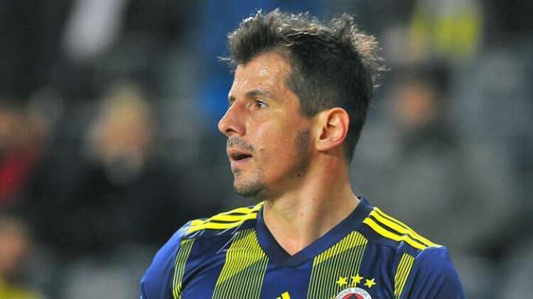 Fenerbahçe'nin kaptanı Emre Belözoğlu: 'Gözüm arkada kalmasın yeter'