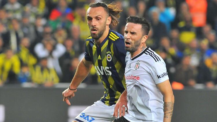 Fenerbahçe'nin Beşiktaş karşısında muhtemel 11'i