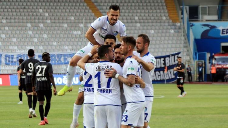 Son dakika! Erzurumspor, Süper Lig'e yükselen ikinci takım oldu!