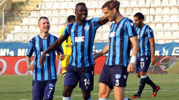 Adana Demirspor 3-0 İstanbulspor | Maçın golleri ve özeti