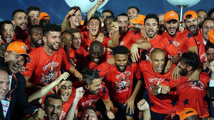Başakşehir'in gol yükünü üç yıldız çekti
