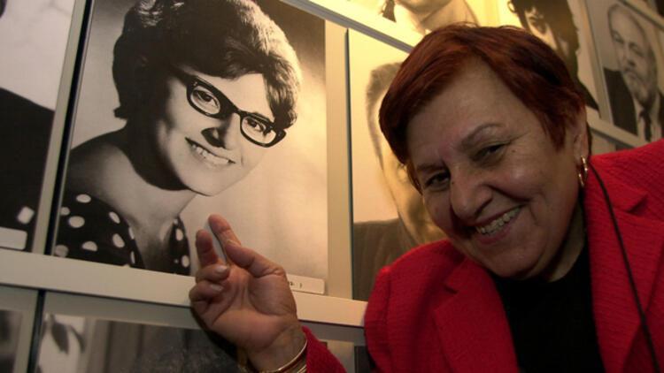 Türk sinema ve tiyatrosunun Suna Abla'sıydı