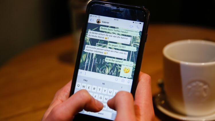 Alman Emniyeti'nin WhatsApp mesajlarını okuyabildiği iddiası