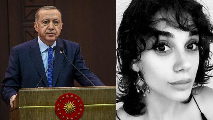 Son dakika... Cumhurbaşkanı Erdoğan'dan Pınar Gültekin açıklaması