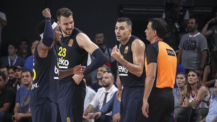 Son Dakika | Fenerbahçe Beko'da bir ayrılık daha: Kostas Sloukas