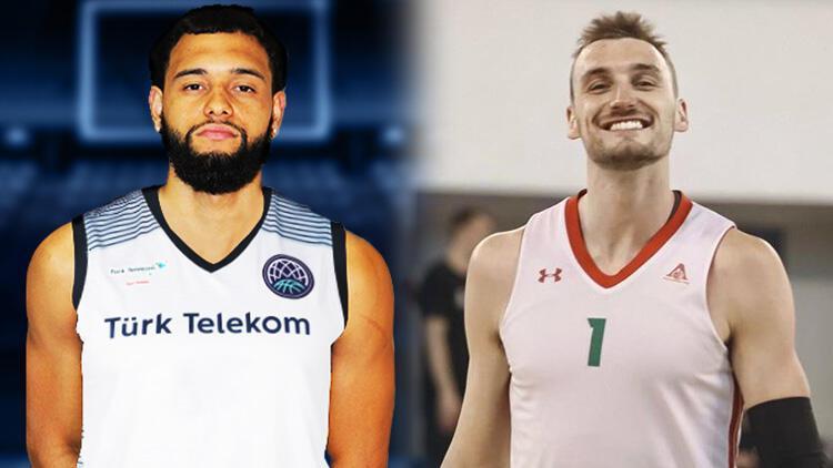 Türk Telekom, Tyler Ennis ve Sam Dekker'ı kadrosuna kattı