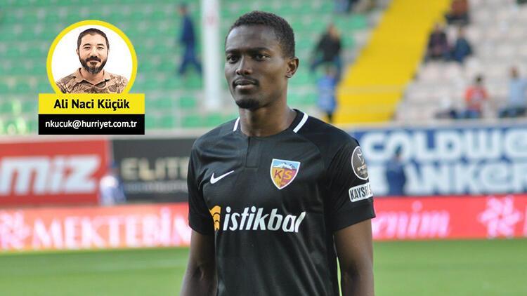 Son Dakika Transfer Haberleri   Kayserispor'dan Galatasaray'a Mensah yanıtı: 'Borcumuzu ödeyin'