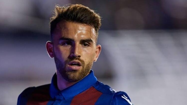 Lazio'da hedef Borja Mayoral