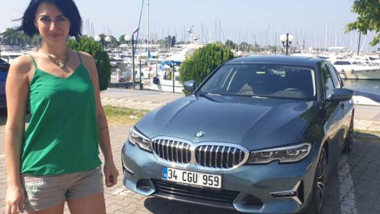 """Tek Tuşla Otomatik Geri Giden Otomobil: """"BMW 3 Serisi """""""