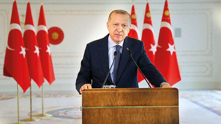 Erdoğan'dan hodri meydan 'Buyurun çıkın meydana'