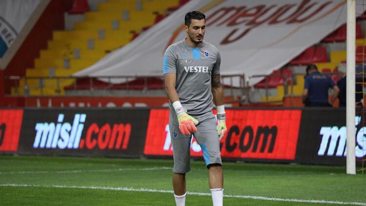 Son Dakika   Trabzonspor'da Uğurcan Çakır'dan transfer açıklaması!