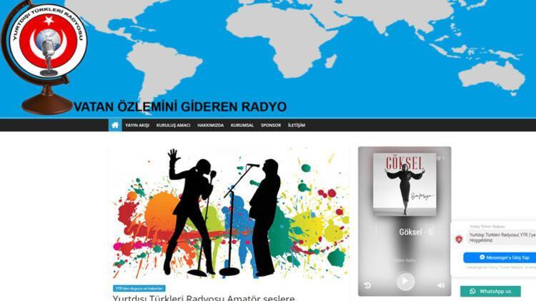 Almanya'da 'Yurtdışı Türkleri Radyosu' kuruldu