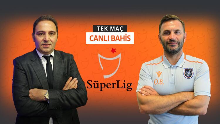 Şampiyon Başakşehir, sezonu Kasımpaşa'da noktalıyor! Öne çıkan iddaa tahmini...