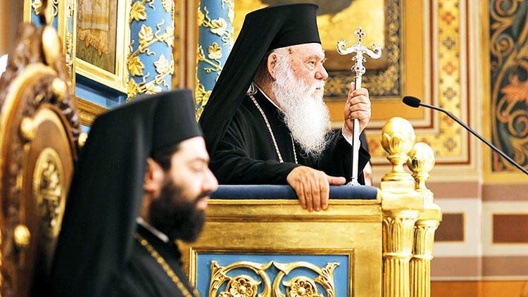 Son dakika haberi... Başpiskoposun yeni küstahlığı Ankaradan çok sert cevap