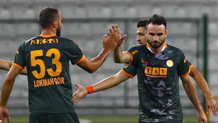 Alanyaspor'da hedef Türkiye Kupası'nı kazanmak!
