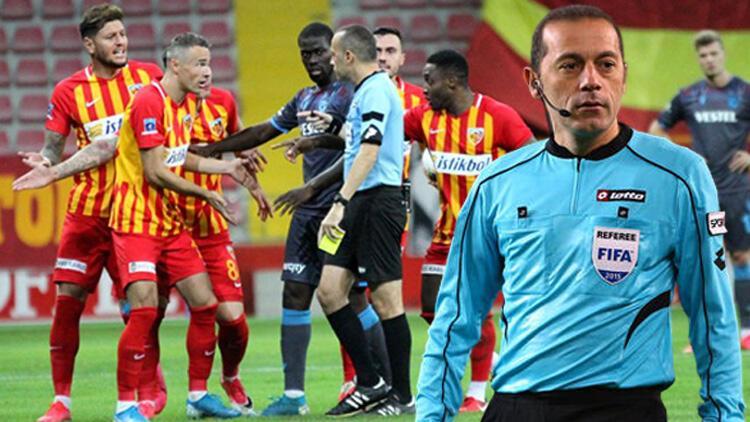 Maçtan sonra olay Cüneyt Çakır için ambulans çağrıldı