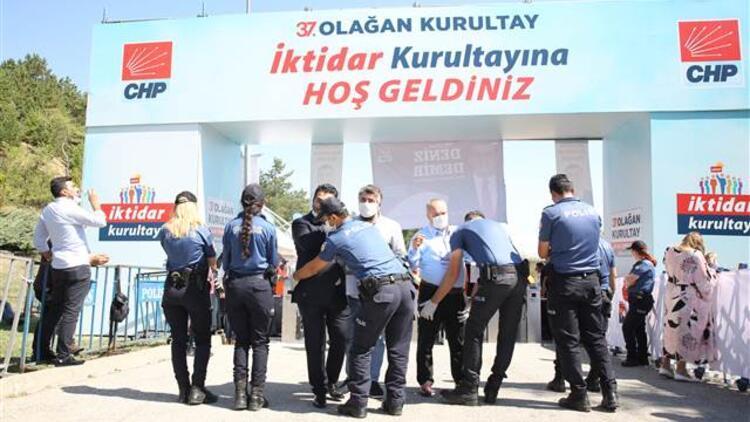 CHPde Parti Meclisi için 222 partili başvurdu