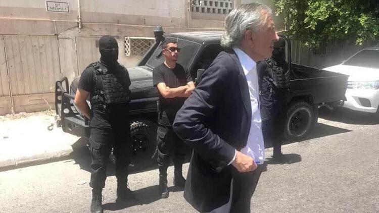 Libya'da esrarengiz görüşme!