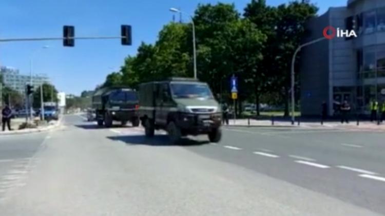 Polonya'da İkinci Dünya Savaşı'ndan kalma bomba bulundu