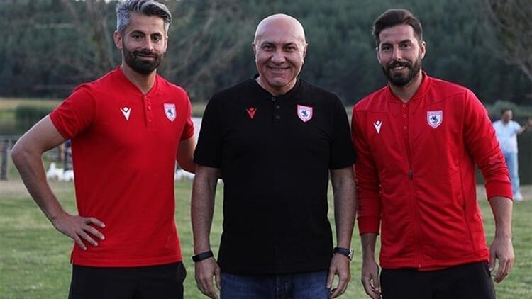 Samsunspor'da 2 imza! Erkam Reşmen ve Ahmet altın sözleşme yeniledi...