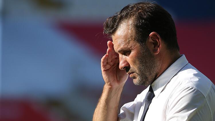 Başakşehir Teknik Direktörü Okan Buruk: Kaybettiğimiz için üzgünüz