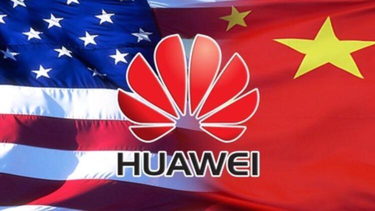 ABDden Çinli teknoloji şirketi Huaweinin bazı çalışanlarına vize yasağı