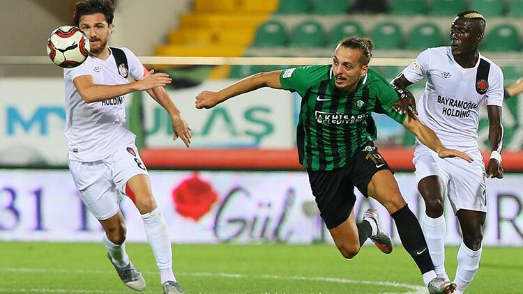 Akhisarspor 0-1 Fatih Karagümrük
