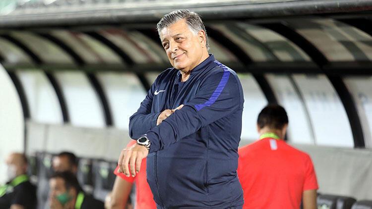 Akhisarspor Teknik Direktörü Yılmaz Vural: Beni çok üzdü