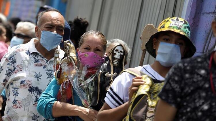 Brezilya, Meksika ve Hindistanda koronavirüs ölümleri durmuyor