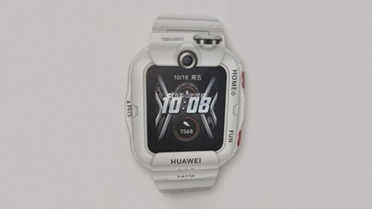 Huawei'den çocuklara özel çift kameralı akıllı saat